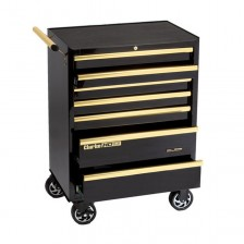 CBB Black and Gold Tool Chest Range