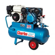Industrial Air Compressors - Petrol/Diesel Driven