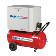 Low Noise Piston Air Compressors