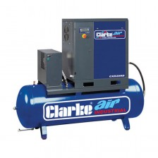 Screw Compressors, Dryers, Filters & Vertical Air Receivers