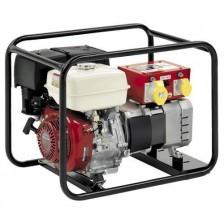 Honda Powered Petrol Driven Frame Mounted Generators