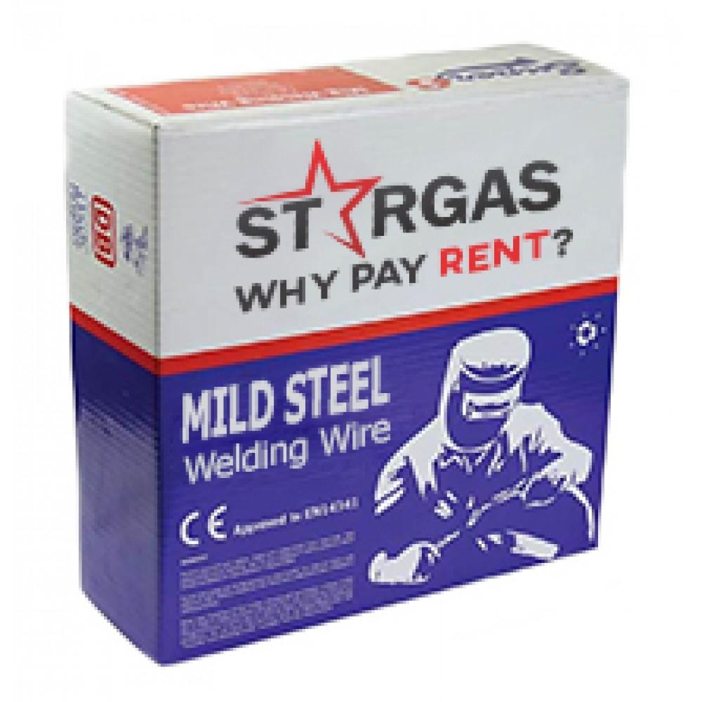0.6mm A18 SG2 Mild Steel Mig Wire 5KG Reel