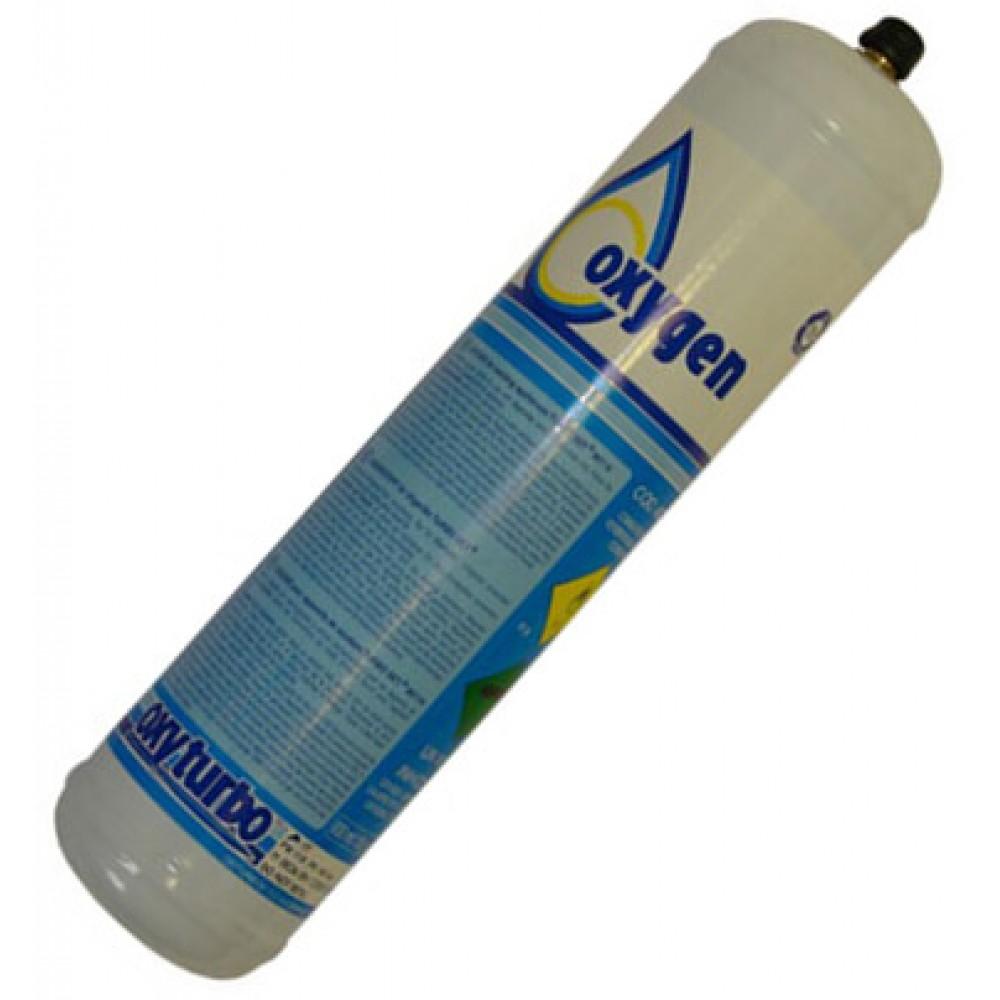 Oxyturbo Disposable Gas Cylinder Oxygen