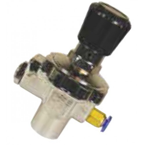 Gas Regulator for Disposable Cylinders (EXPRESS DELIVERY)