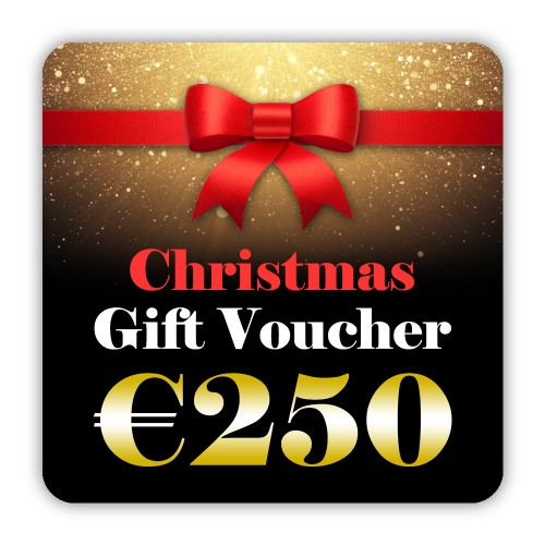 Christmas Gift Voucher (€25, €50, €100, or €250)