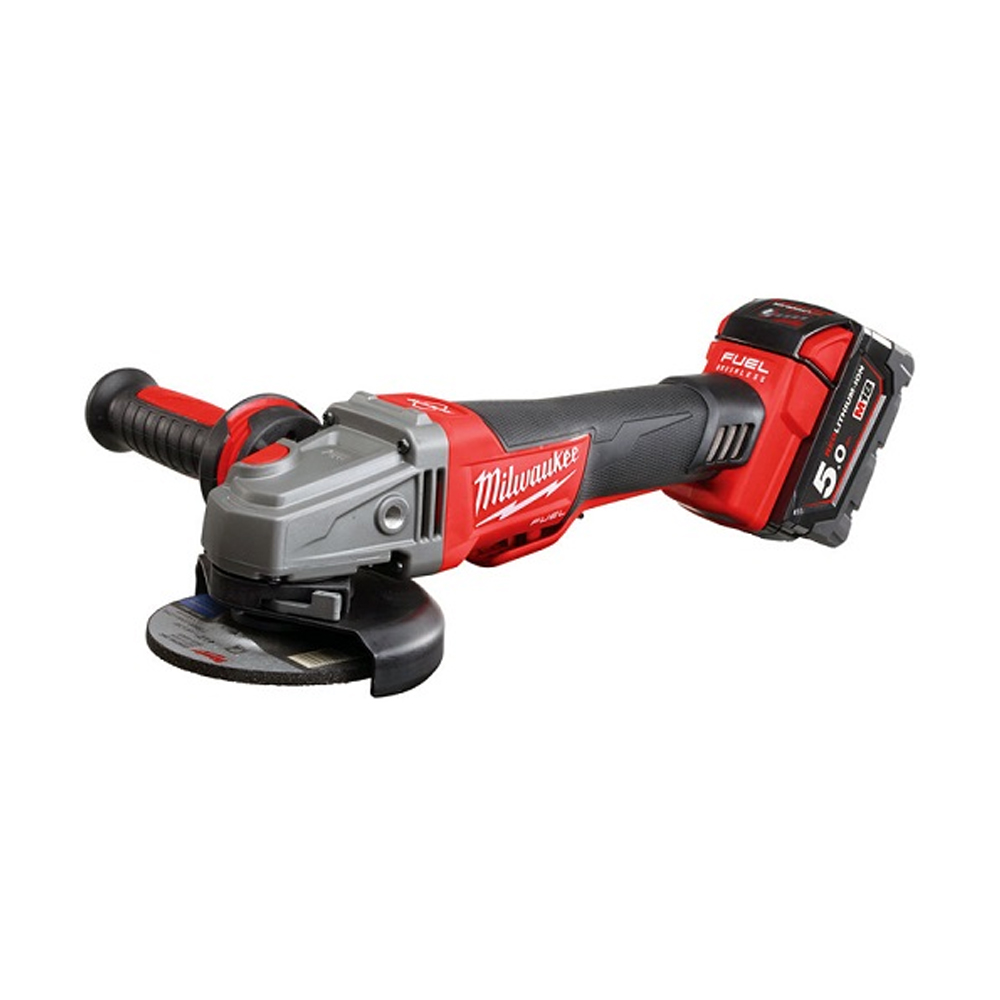 M18CAG115XPDB-502X M18 Fuel 115mm Angle Grinder with Brake