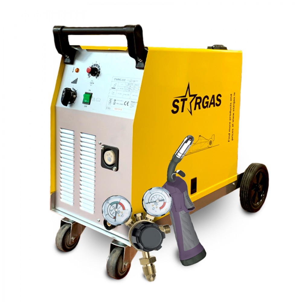Stargas STARMIG 250 Automotive Compact MIG Welder