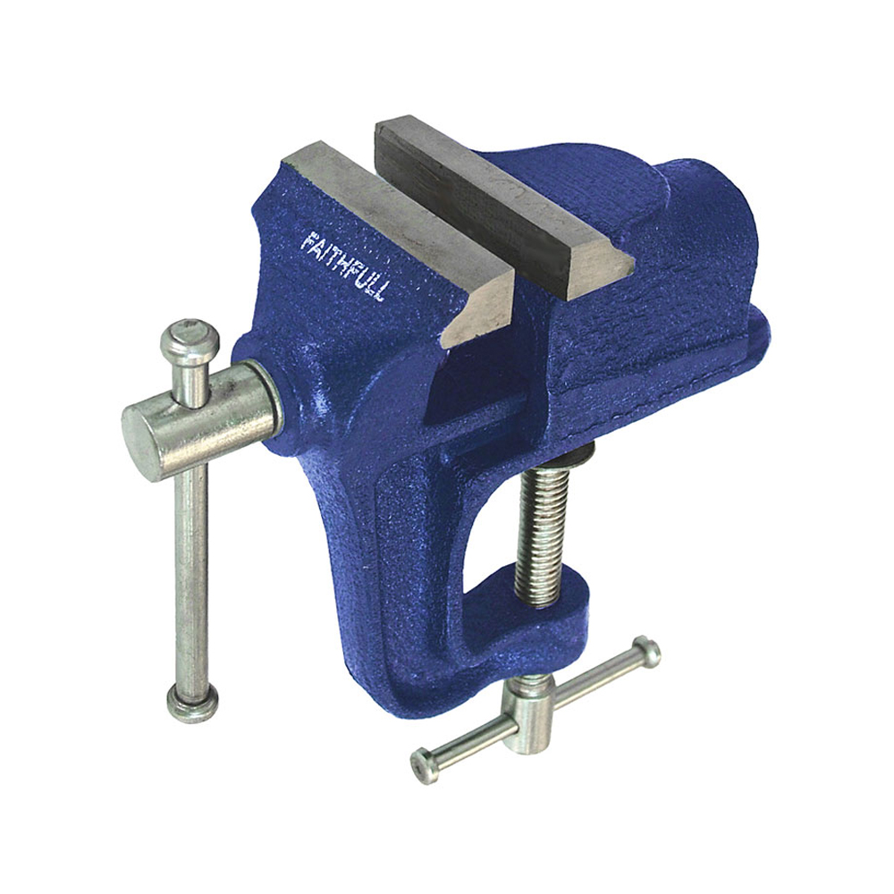 Hobby Vice 60mm (2.1/2in) with Integrated Clamp