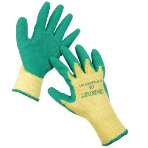 Easi Grip Latex Coated Cotton Knit Glove