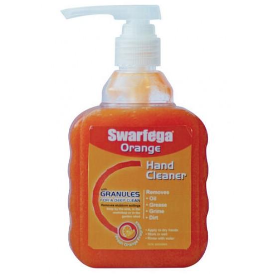 Swarfega Orange Pump Bottle 450ml