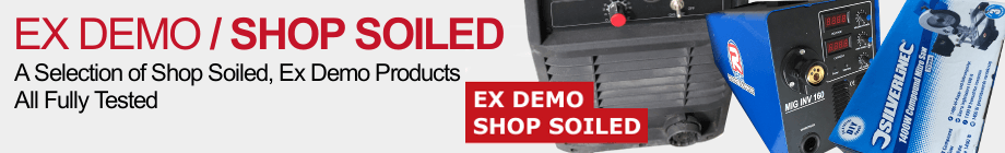 Shop Soiled / Ex Demo